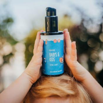 Körperöl für Babys und Kids Extra sanft